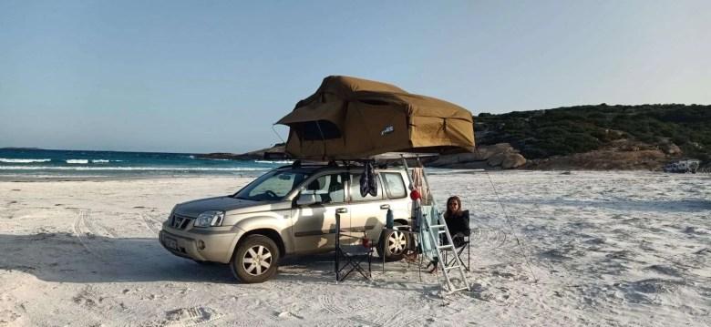 Kamperen in Australië