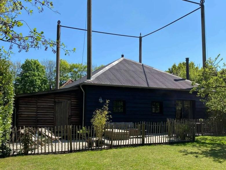 boerderij guesthouse rotterdam