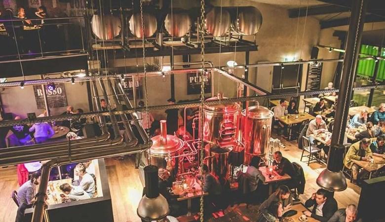 De Bierfabriek Amsterdam