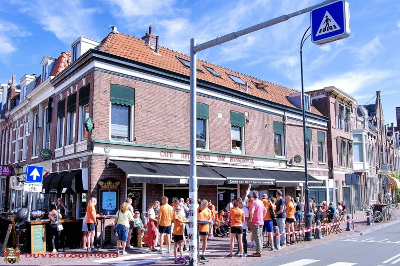 Het Wapen van Bloemendaal Haarlem