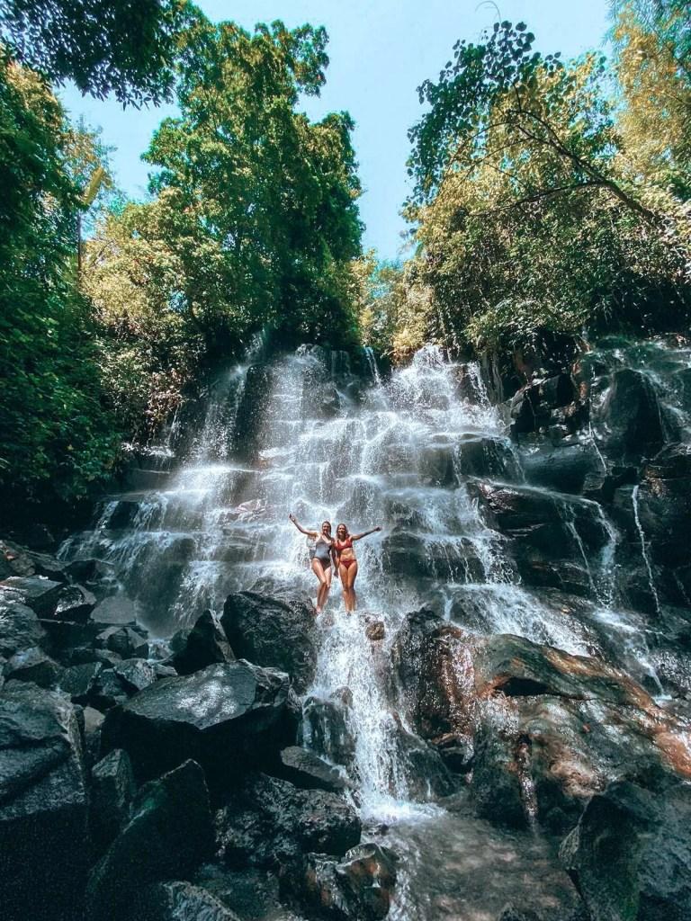 Kanto Lampo Waterval Bali