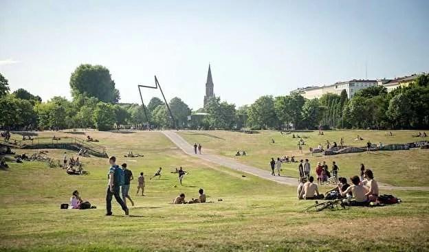 Görlitzer Park Berlijn