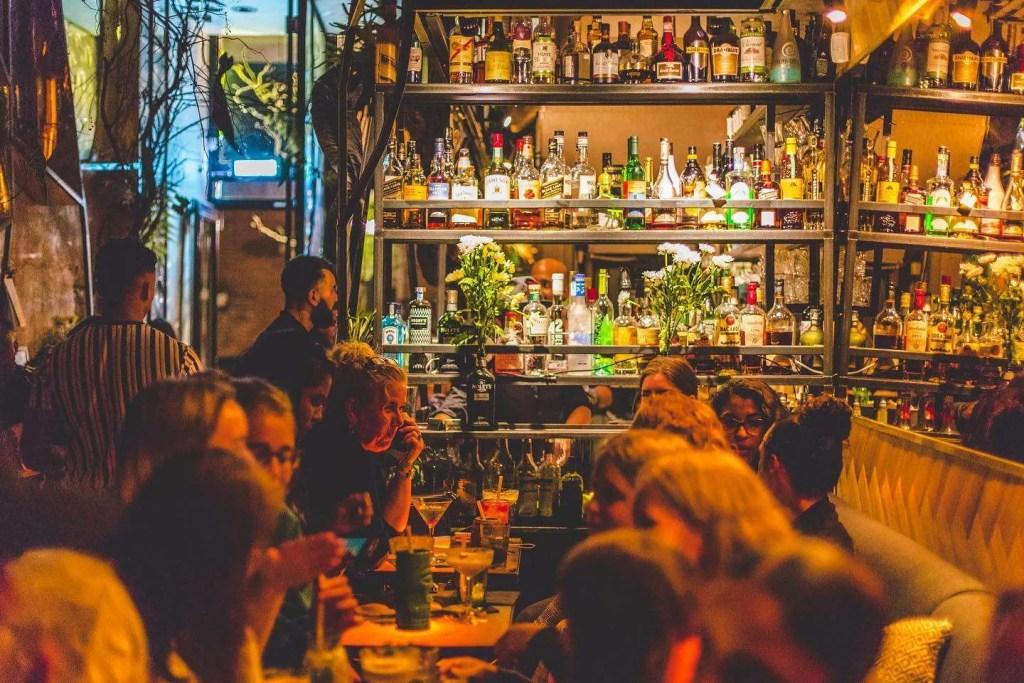 Spikizi Rotterdam cocktailbar