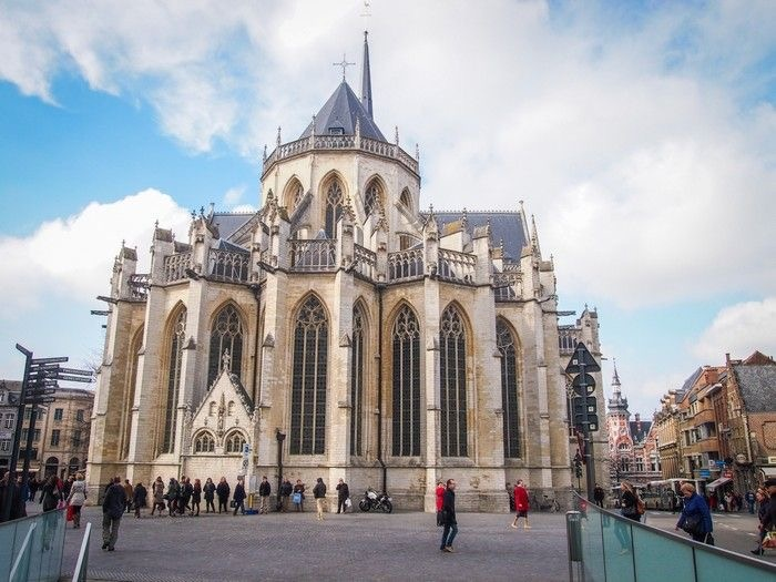 Sint-Pieterskerk Leuven België