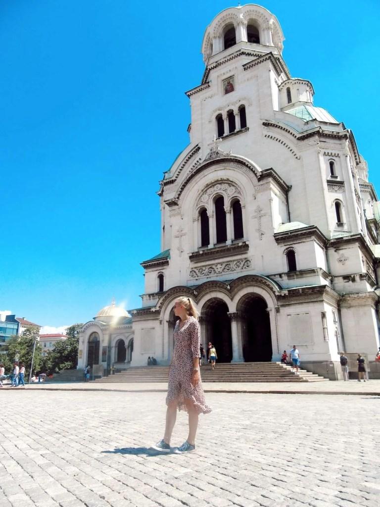 Alexander Nevski-kathedraal Sofia Bulgarije