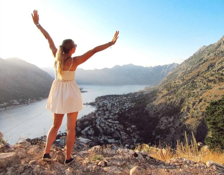 Reisroute Oost-Europa, Kotor Montenegro