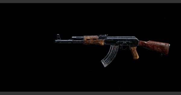 【CoD:MW】P90の性能 装弾数と連射力に優れる
