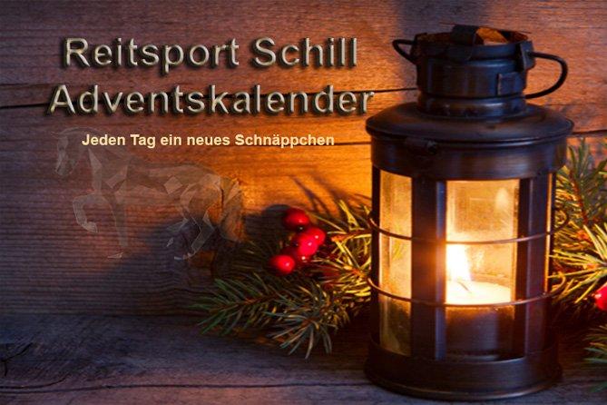 Reitsport Schill Adventskalender