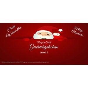 Geschenkgutschein Weihnachten 6