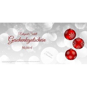 Geschenkgutschein Weihnachten 9