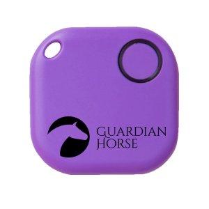 Guardian Horse Tracker violett, Guardian Horse Unfalltracker violett