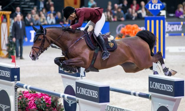 LONGINES Masters of Paris 2018 – Grand Prix für Edwina Tops-Alexander