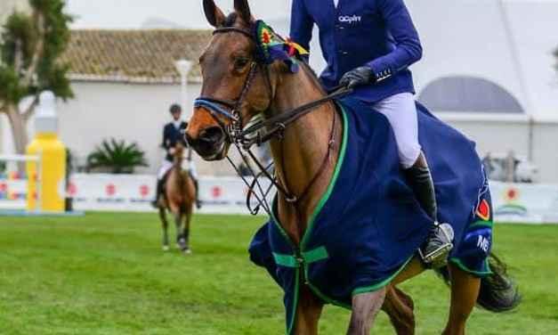 Mediterranean Equestrian Tour 2017-Grand Prix von Oliva
