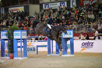 Großer Preis von Sachsen – Sieg für Simone Blum im Championat der Deutschen Kreditbank AG