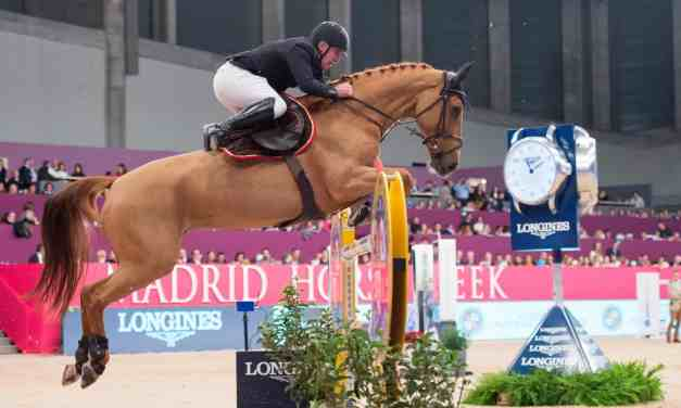 FEI World Cup Jumping – GRAND PRIX  MUTUA MADRILEÑA TROPHY – Bosty fliegt zum Sieg