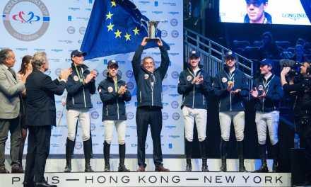 LONGINES MASTERS PARIS – Sieg für das Team Europe  im Riders Masters Cup