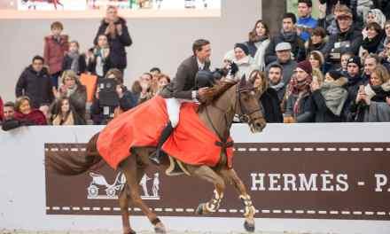 Grand Prix Hermes 2018 – Fotos vom Sieger Simon Delestre