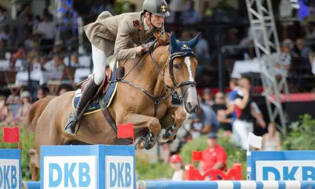 Italienischer Sieg im Longines Global Champions Tour Grand Prix of Berlin