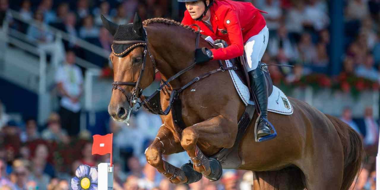 Grand Prix of La Baule – grandioser Sieg für Weltmeisterin Simone Blum