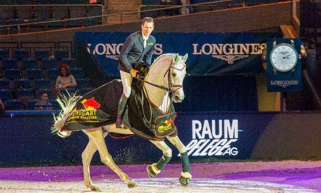 Stuttgart German Masters 2019:  Felix Haßmann siegt im Prize of Raumpflege AG