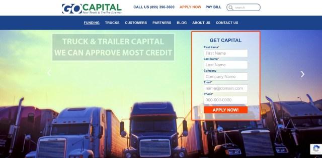 gotruckcapital.com - Go Capital