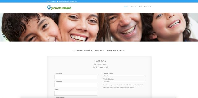 guaranteedloan<div style=