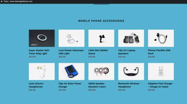 BelongBelieves_Mobile_Phone_Accessories