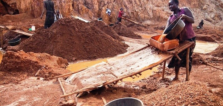 Image result for Gold in MIgori