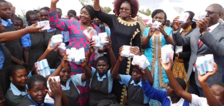 Free sanitary pads campaign launched in Siaya – Reject