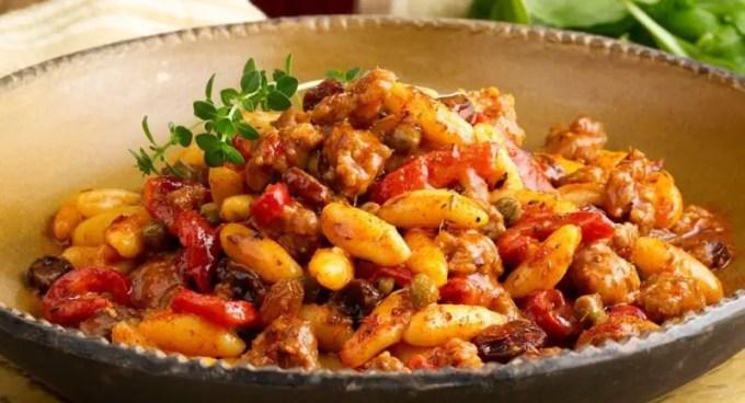 jenis pasta Cavatelli