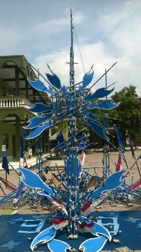 Salam Pramuka! Pionering Pramuka Terkeren Di Indonesia Ini