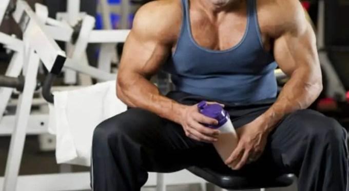 whey protein suplement