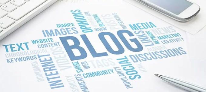 manfaat dan kegunaan blog