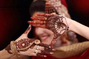 henna tangan cantik