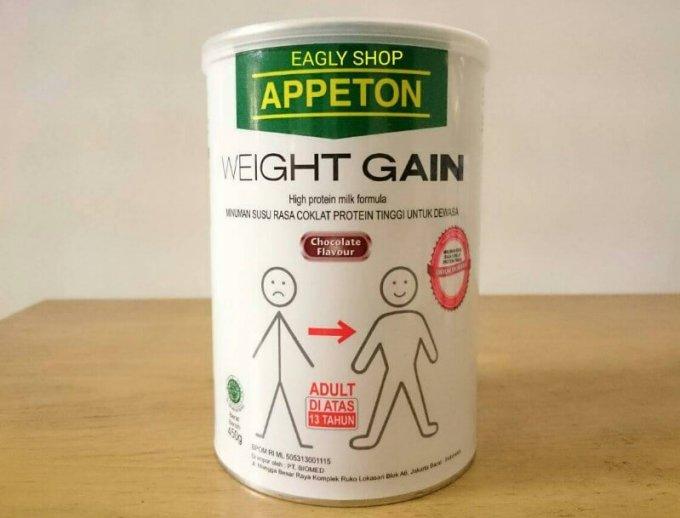 Susu Penggemuk Appeton