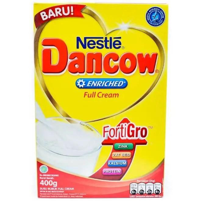 Susu Penggemuk Dancow
