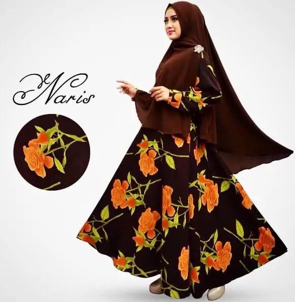 baju muslim wanita