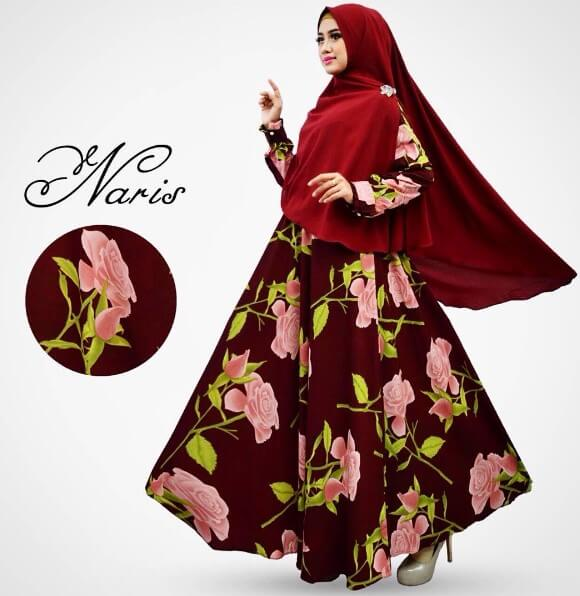 baju muslimah syar'i