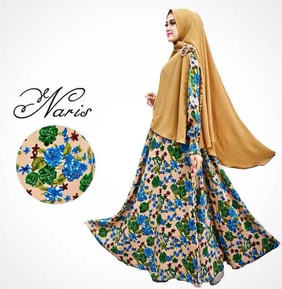 baju wanita muslimah syar'i