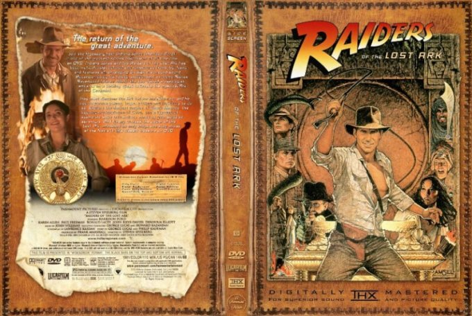 Film Action Terbaik Raiders of the Lost Ark