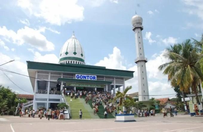 masjid gontor