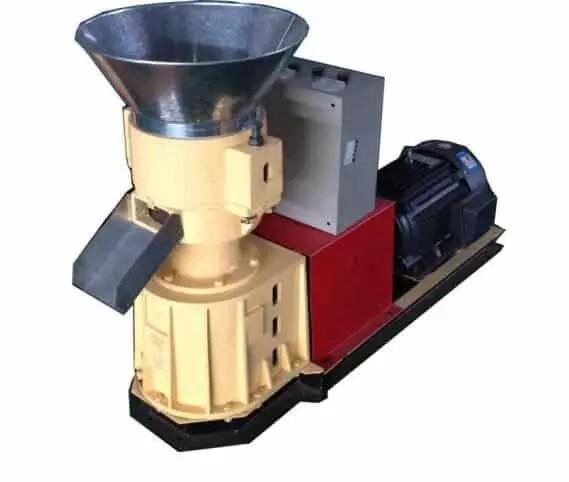mesin wood pellet kapasitas 100-150kg