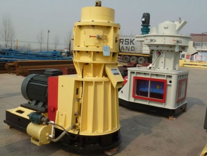 mesin wood pellet kapasitas 350- 500kg