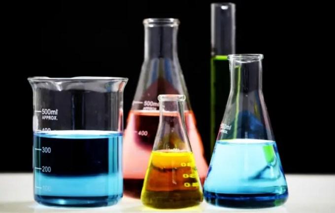 hindari bahan kimia