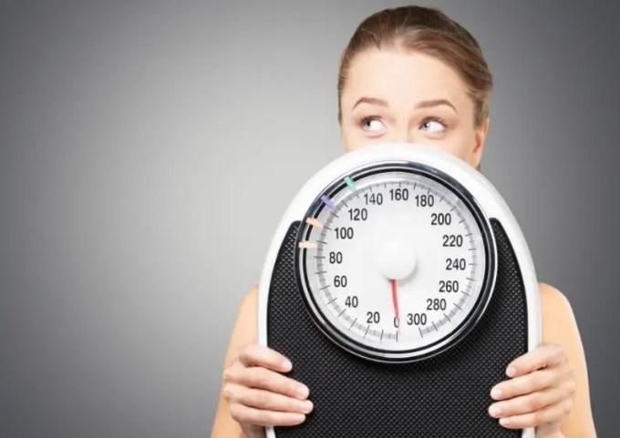 menjaga berat badan