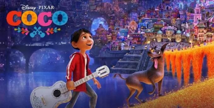 Film Animasi Anak Coco