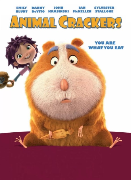 Film Animasi Animal Crackers