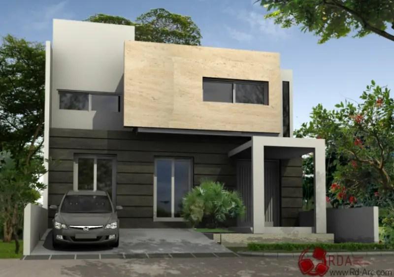 desain rumah minimalis garasi luas ... & 100 Model Gambar Desain Rumah Minimalis Modern dan Sederhana
