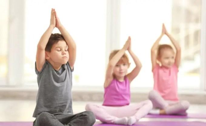 manfaat yoga untuk anak