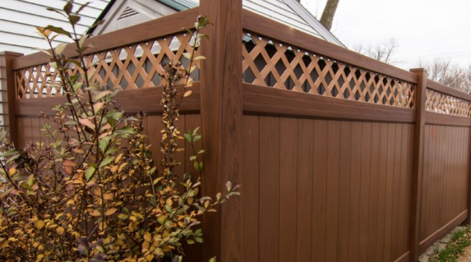 pagar rumah minimalis dari kayu